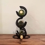 Horseshoe 3 wine bottle rack